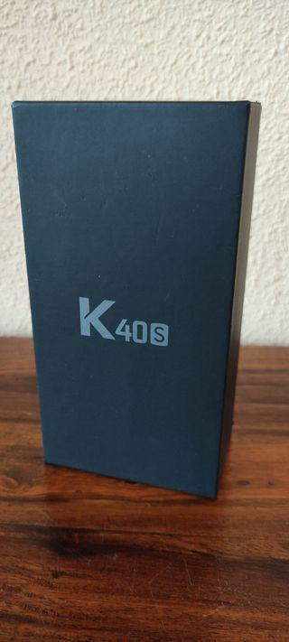 Caja para móvil LG K40S