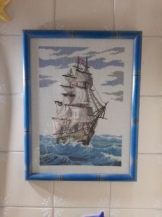 Punto de cruz (barco)