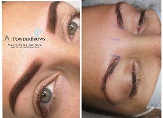 Micropigmentación cejas POWDERBROWS