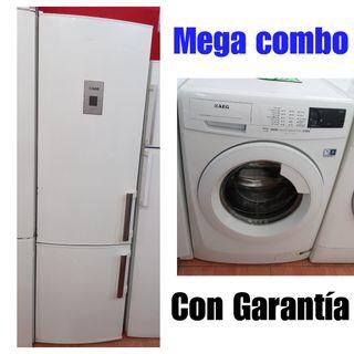MEGA COMBO AEG CON GARANTÍA