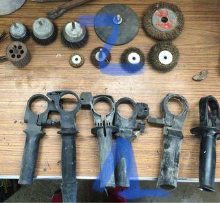 Soportes de taladros y útiles para taladros
