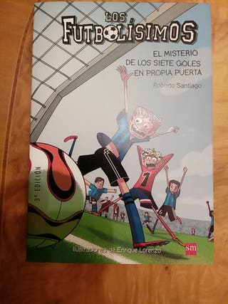 Libro de Fútbol