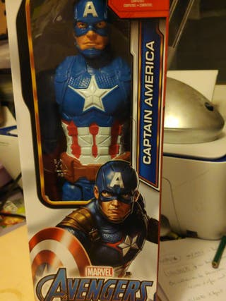 Muñeco Capitan America