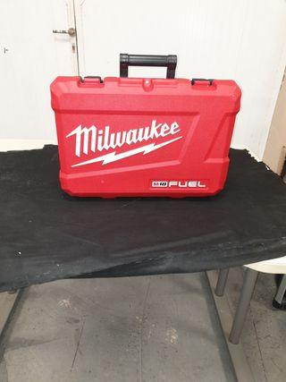 Solo caja de combo taladros Milwaukee 3gen.