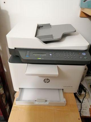 Impresora multifunción HP Color Láser MFP 179fnw