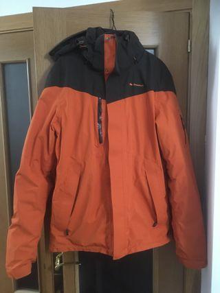 Abrigo 3 en 1. Talla XL. Quechua.