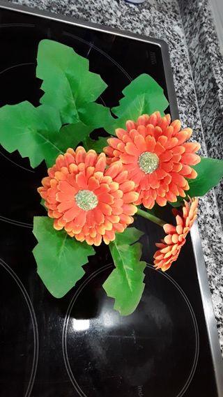 Planta artificial decorativa