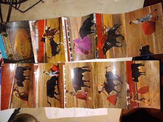 10 postales antiguas taurinas
