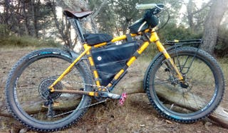 bicicleta nordest sardinha l bikepacking