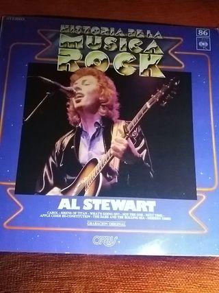 Al Stewart historia de la música rock vol. 86