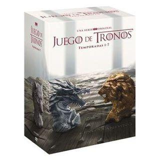 Dvd juego de tronos 1-7 nuevo precintado