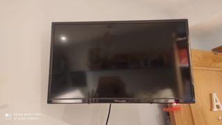 """TV 24"""" smart tv"""