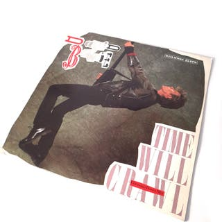 Vinilo David Bowie, Time Will Crawl (Extended...