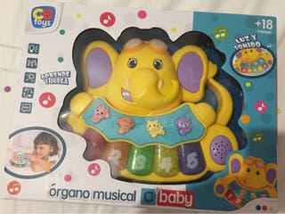 Órgano musical C-Baby NUEVO