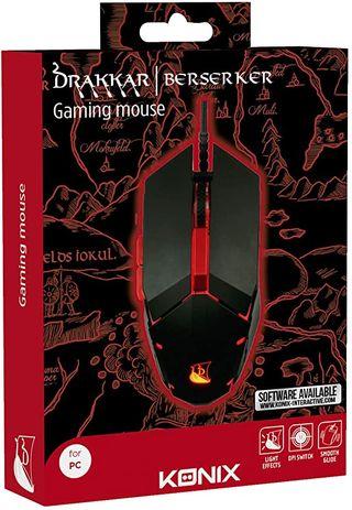 konix drakkar ragnarök Gaming Mouse