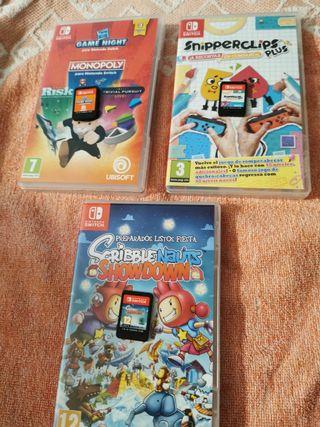 juegos switch para 4 jugadores
