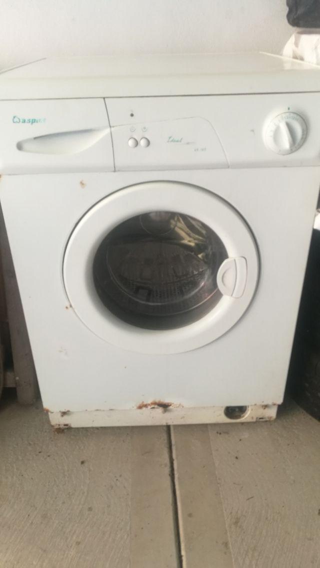 lavadora mecánica