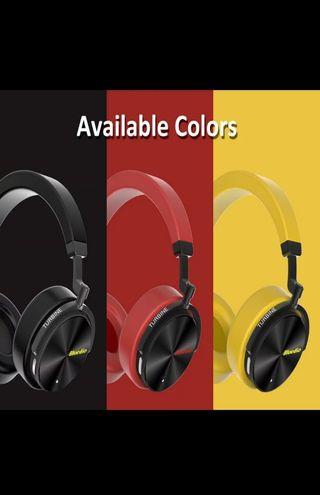 Bluedio-auriculares inalámbricos T5 con Bluetooth