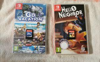 Neighbor y vacation