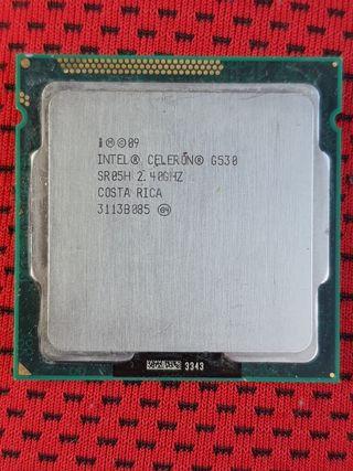 PROCESADOR CELERON G530