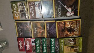 dvd de caza