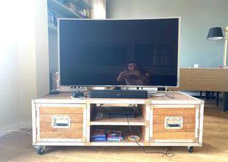 Samsung TV 55' (138 cm) curved Series 9000 4K
