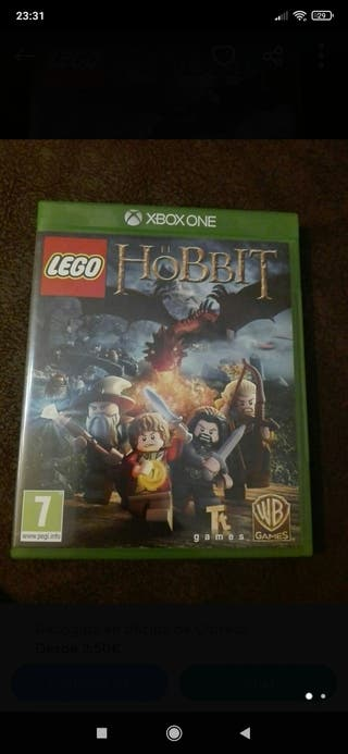 JUEGO XBOX ONE, LEGO HOBBIT
