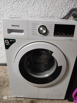 lavadora Hisense 9kg