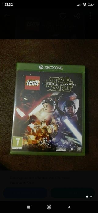 JUEGO XBOX ONE,Star wars el. despertar de la fuerz