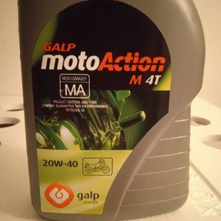 ACEITE MOTO GALP MOTO ACTION M 4T