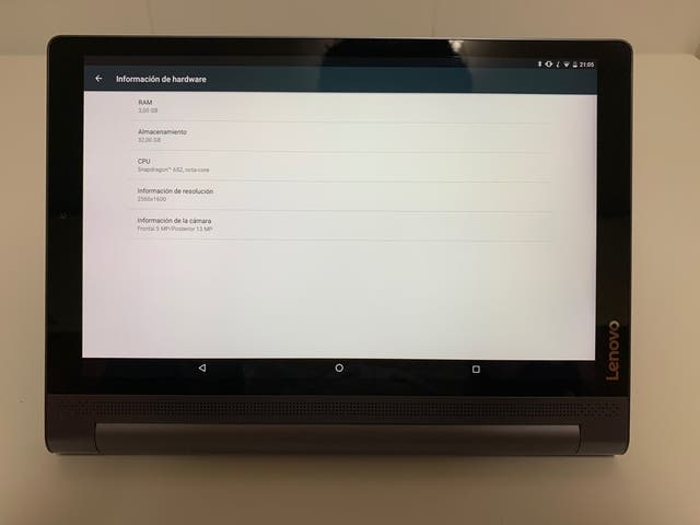 """Tablet 10"""" Lenovo Yoga Tab 3 Plus"""