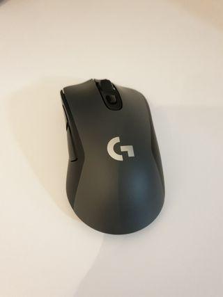 Ratón Logitech gaming modelo G603 inalámbrico