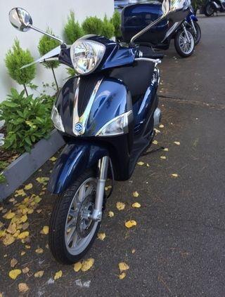 Moto Piaggio Liberty 125 3V