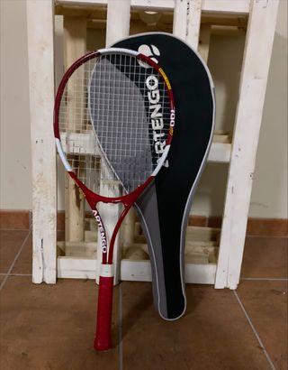 Raqueta de tenis Artengo más funda