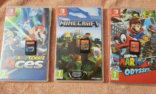 juegos switch