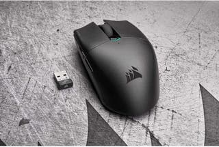Corsair Katar Pro Wireless Ratón Gaming 10000DPI