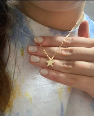 One star necklace