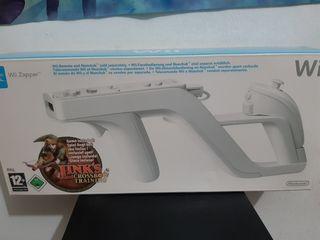 Caja Wii Zapper Zelda Links Crossbow Training
