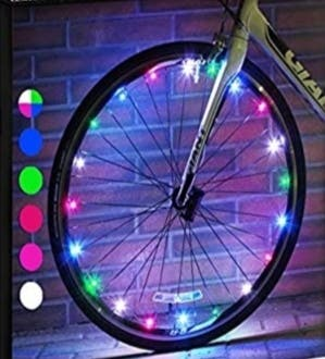 Bike Lights (Wheels)