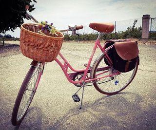 Bicicleta bh antigua restaurada!