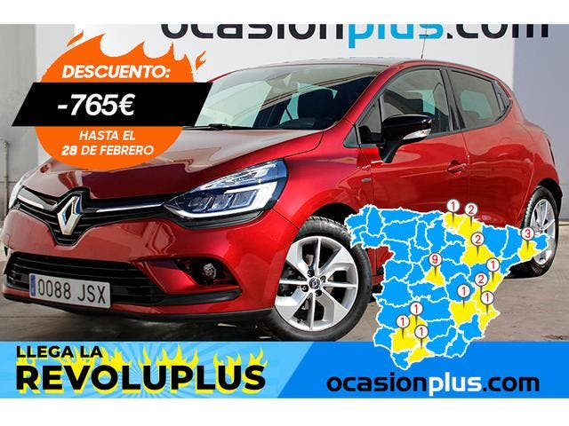 Renault Clio TCe 90 Limited Energy 66 kW (90 CV)