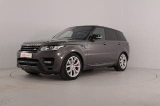Land Rover Range Rover Sport 5.0 V8SC 510 CA autobiography dynamic 4