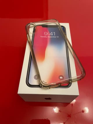 iPhone X, Space Gray, 64GB