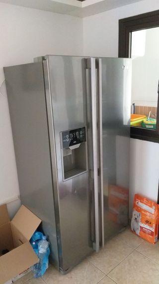 Frigorífico (nevera) LG con fabricador de hielo