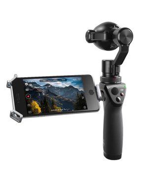 DJI Osmo + cámara 4k de 12mb y objetivo zoom x7