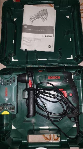 Bosch PSB 750 RCE - Taladro eléctrico