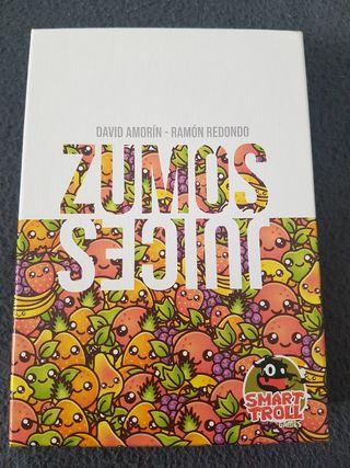 Zumos (Juego de mesa)