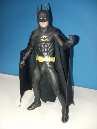 Figura Batman Michael Keaton 1989 (Estilo Neca)