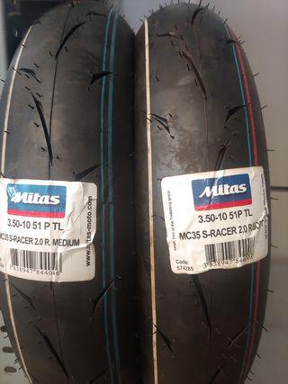 Neumáticos mitas mc35 racer 3.50-10