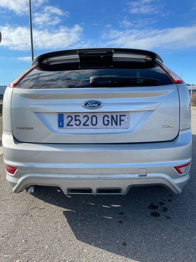 Ford Focus 2008 ( hirvonen )